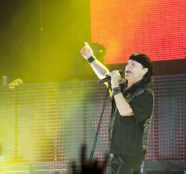 Концерт группы «Scorpions»