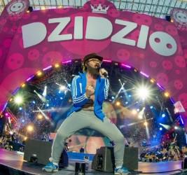 Концерт группы DZIDZIO