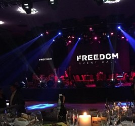 FREEDOM Event Hall Grand Opening