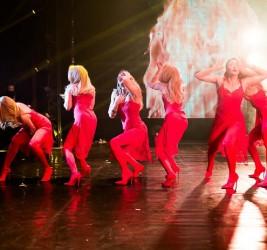 Концерт Тины Кароль во Дворце Украина 31 декабря