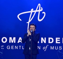 Thomas Anders in the Palace of Ukraine