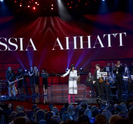 The concert of Assia Ahhatt