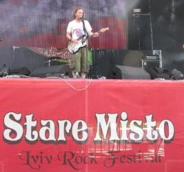 Rock festival Stare Misto