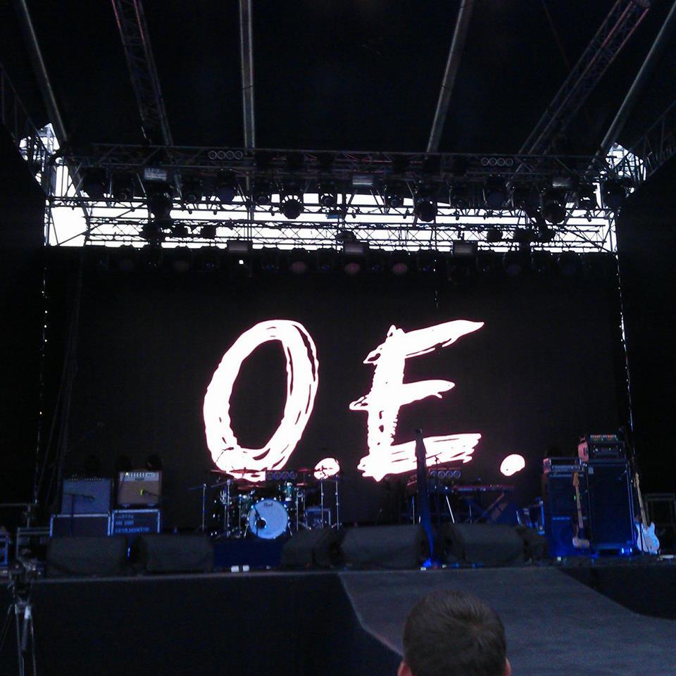 Okean Elzy Tour
