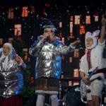 Новогодняя ночь на Канале Украина